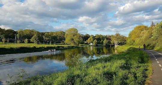 Visite à vélo du Grand Canal et de la rivière Liffey