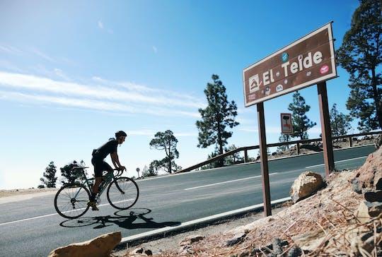 Teide Café & Tapas Cycling Tour