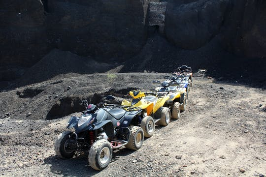 Tenerife Off-road Quad Safari