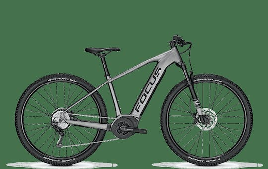 Tenerife Electric Mountain Bike Rental