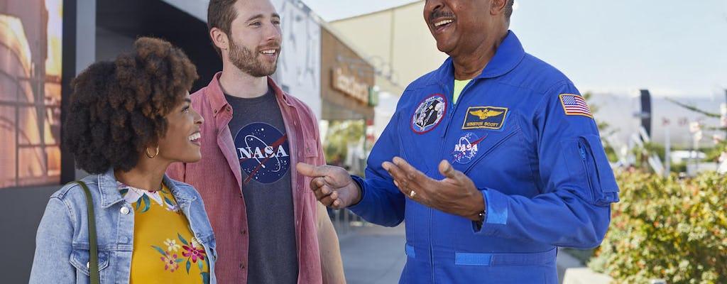 Abenteuer im Kennedy Space Center und Abendessen mit einem Astronauten