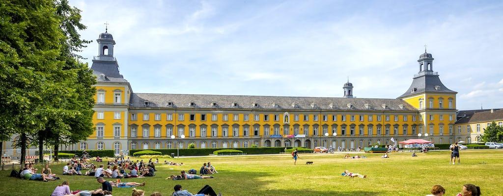 Visite privée à pied de Bonn