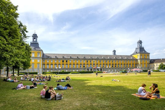 Bonn private walking tour