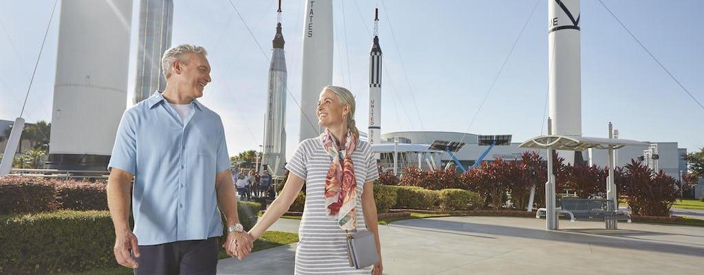 Wizyta w Centrum Kosmicznym Johna F. Kennedy'ego