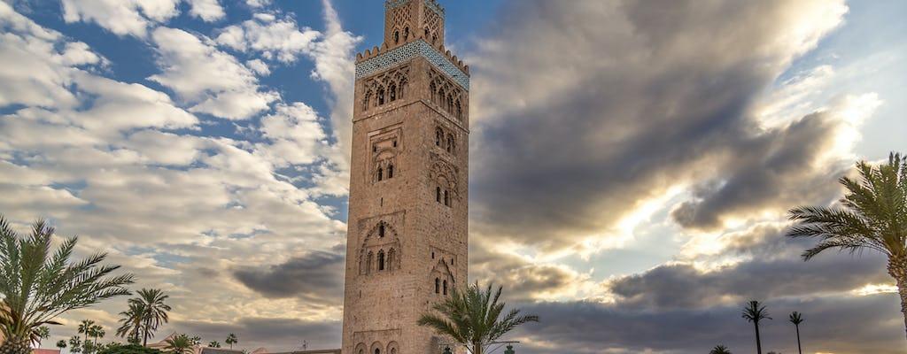 Marrakesh artistieke medina-tour