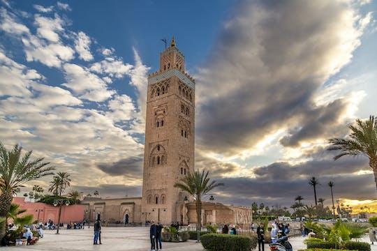 Tour artístico por la medina de Marrakech