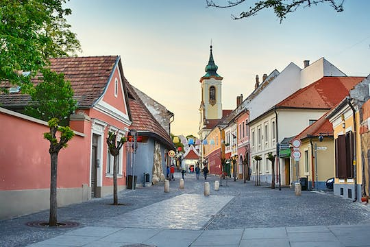 Private Szentendre and Visegrad tour from Budapest with wine tasting and lunch