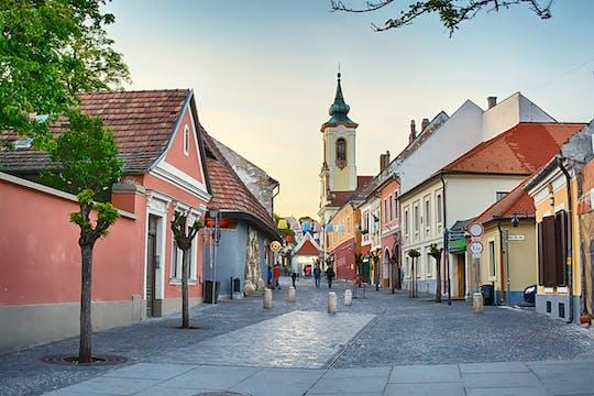 Tour privato di Szentendre e Visegrad da Budapest con degustazione di vini e pranzo