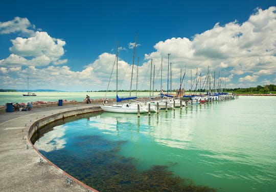 Private full-day Lake Balaton tour from Budapest