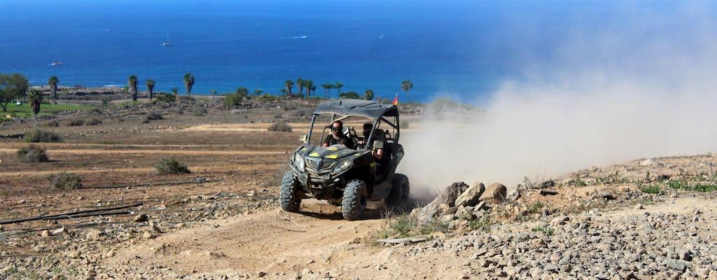 Tenerife On and Off-road Buggy Safari
