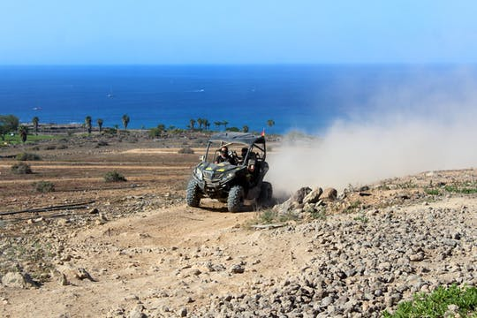 Tenerife On and Off-road Buggy Safari