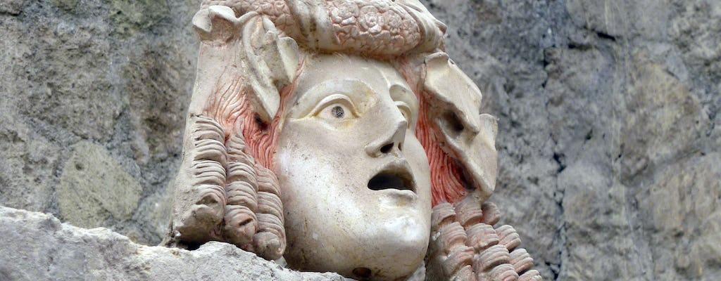 Herculaneum Halbtagestour