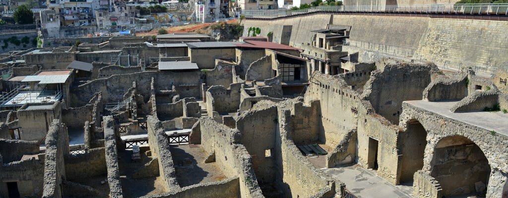 Herculaneum und Vesuv Tour