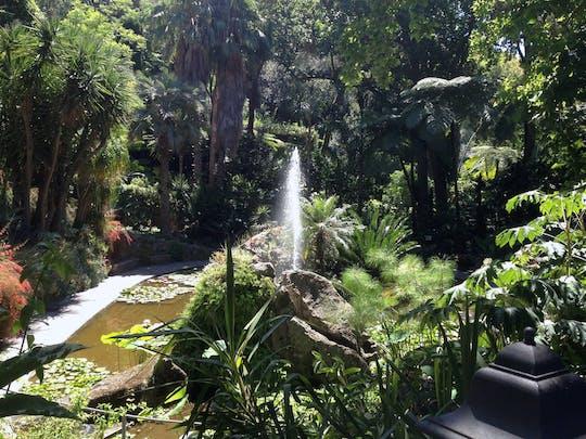 Искья и тур Ла Мортелла сад