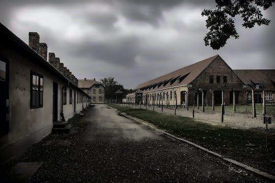 Visita guiada a Auschwitz-Birkenau con transporte