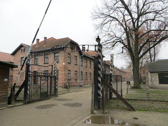 Visita guiada a Auschwitz- Birkenau y la mina de sal con conductor privado