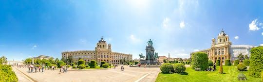 Excursion privée d'une journée à Vienne avec déjeuner