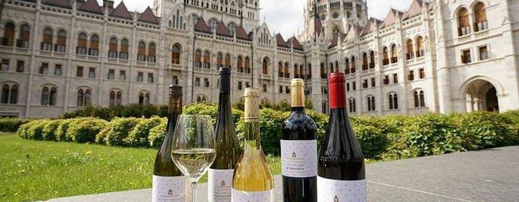 Privérondleiding door Boedapest met Etyek-wijntour en lunch