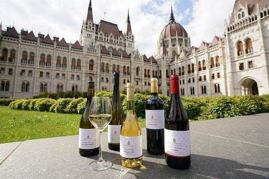 Visita turística privada a Budapest con visita al vino Etyek y almuerzo
