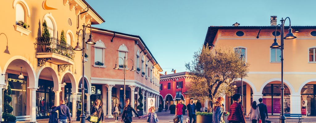 Mantua Village with Discount Card, aperitif or breakfast and Gift Card