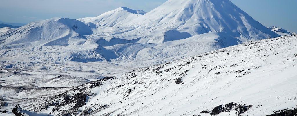 Return transfer to Whakapapa Ski Fields from Tūrangi