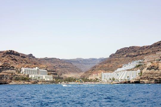 Grab Canaria Aquasports Jet Boat 360 Ticket