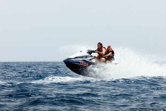 Gran Canaria Aquasports Jet Ski Circuit with Transport