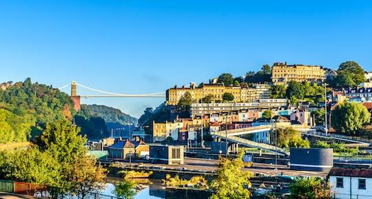 Visite privée à pied des points forts de Bristol