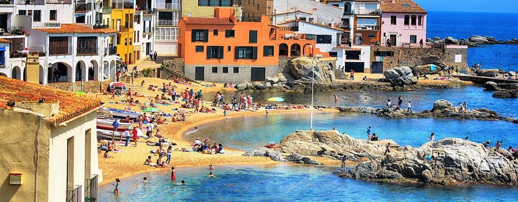 Girona and Costa Brava private tour from Barcelona