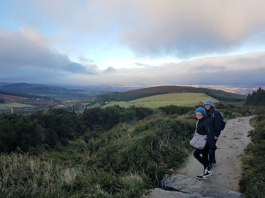 Tombs and trails trek in the Dublin Mountains