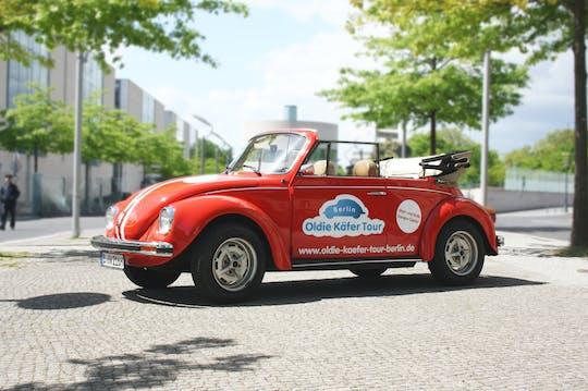 Alquiler de VW Beetle Cabrio Oldtimer en Berlín