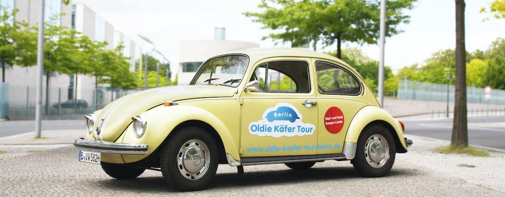 Aluguel de VW Beetle Oldtimer em Berlim