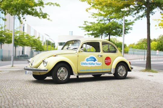 VW Beetle Oldtimer Hire in Berlin