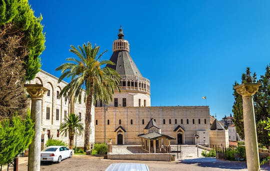 Nazareth and Sea of Galilee tour from Jerusalem