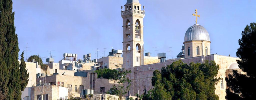 Tour de Nazaré e Mar da Galiléia saindo de Tel Aviv