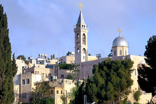 Nazareth en Sea of Galilea-tour vanuit Tel Aviv