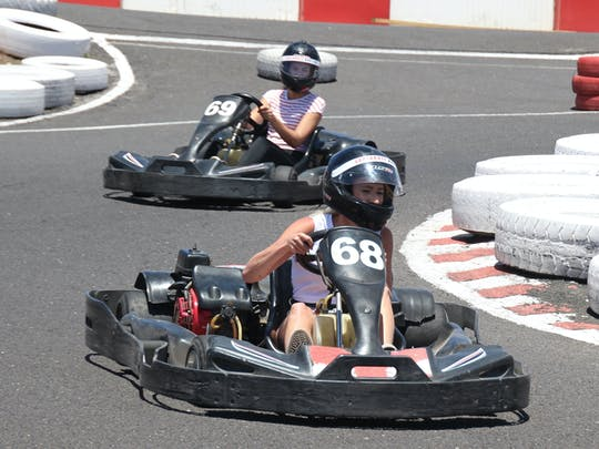 Marrakech kart racing experience