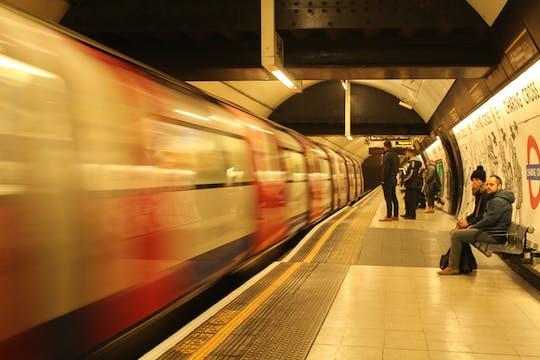 Метро Лондона пешеходная экскурсия
