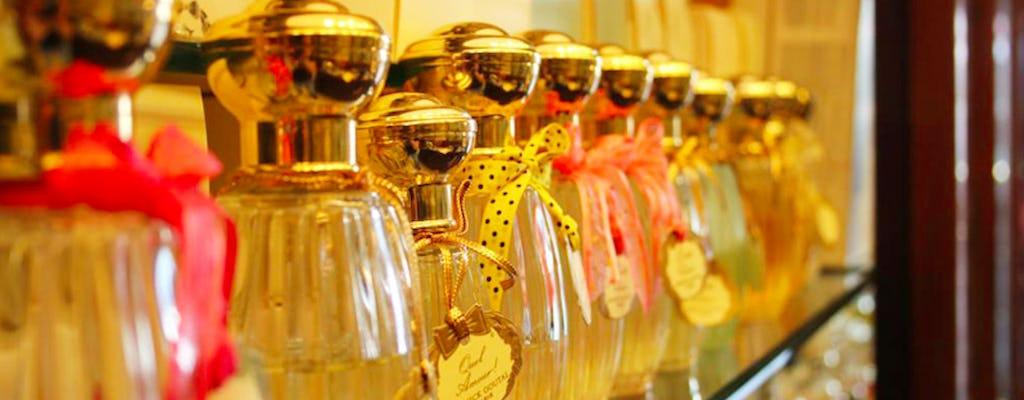 Visita a la perfumería imperial y real Filz Viena