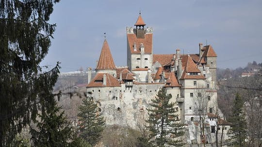 Bran Castle and Rasnov Fortress tour including entrance fees from Brasov