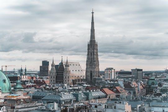 Visita secreta ao telhado de Viena