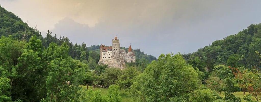 Visita al castillo de Bran y la fortaleza de Rasnov desde Brasov, con visita opcional al castillo de Peles