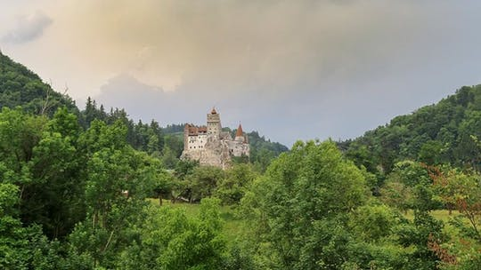 Bran Castle and Rasnov Fortress tour from Brasov, with optional visit to Peles Castle