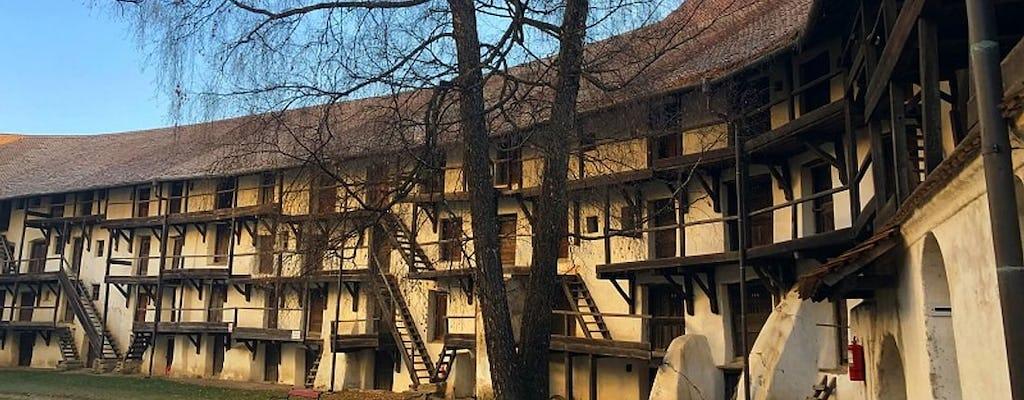 В малых группах экскурсия на полдня на укрепленные Церкви от Брашова