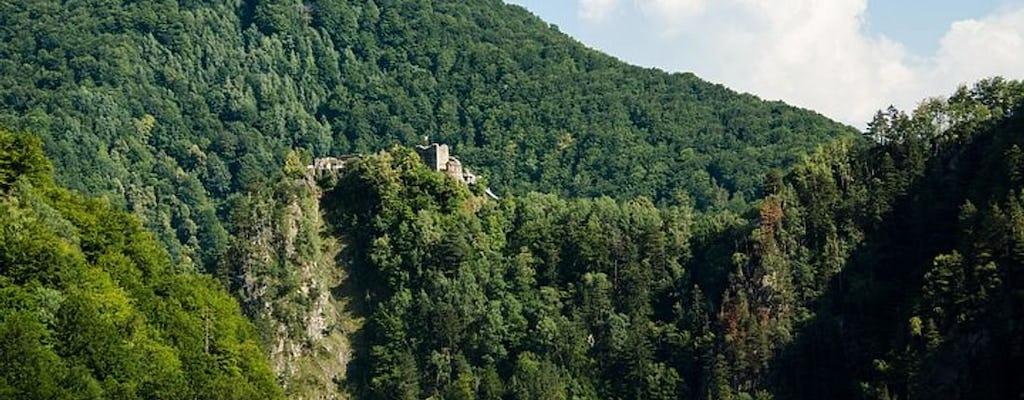 Tagesausflug in kleinen Gruppen auf der Transfagarasan-Straße und zur Festung Poienari von Brasov