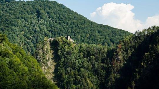 В малых группах экскурсия на Трансфэгэрашском шоссе и крепость Поенари из Брашова