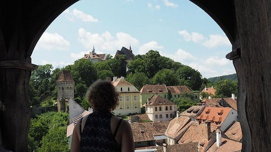Tour to Sighisoara, Rupea Fortress and Viscri from Brasov
