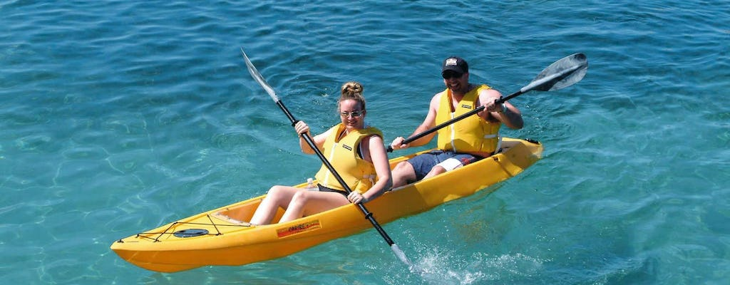 Gran Canaria Aquasports Kayak Rental Ticket