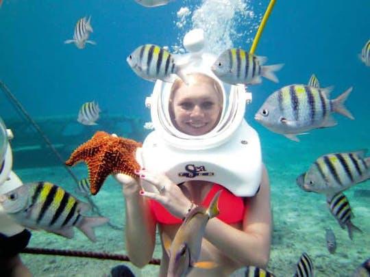Kurs nurkowania z instruktorem dla osób o ograniczonej mobilności