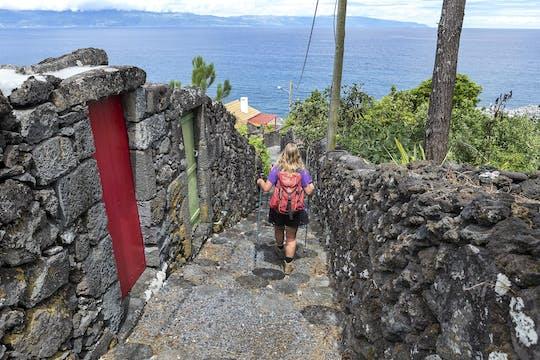Wandeltocht naar Caminho dos Burros vanaf het eiland Pico